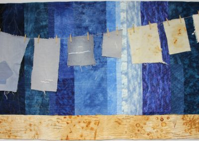 Washday Blues Quilt