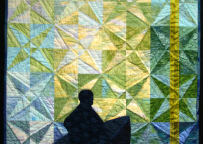 Salutation To The Dawn Quilt