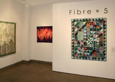 Fiber X 5 Show - Muskoka Symphony, North Vancouver, 2006