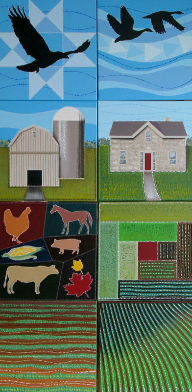 Farm Patchwork