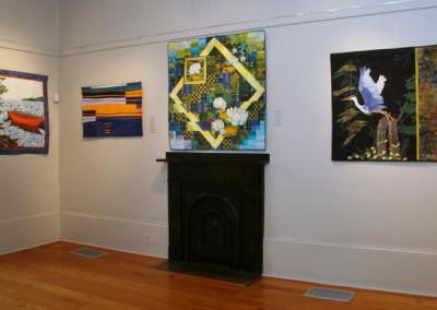 Grand National at Homer Watson Gallery- Reflections, Waterlily Bay II, 2013