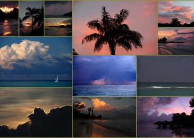 Jamaica Beach Collage 2