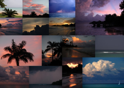 Jamaica Beach Collage