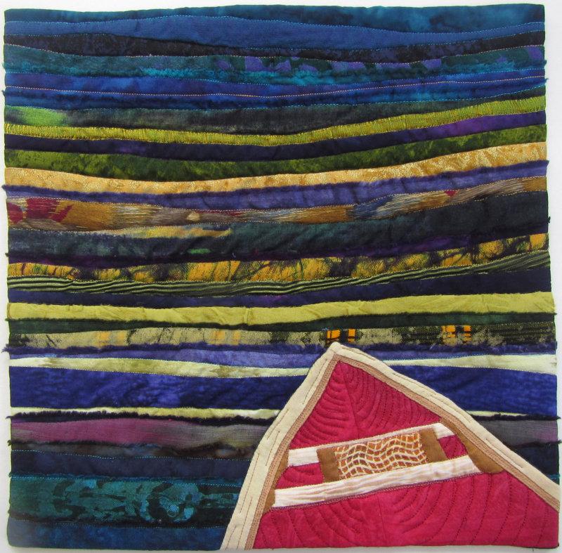 Evening Vespers quilt