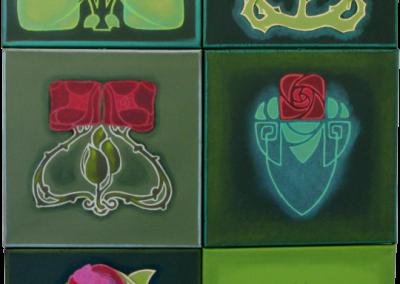 Macintosh Roses
