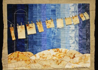 Washday Blues, Northfield Drive Quilt