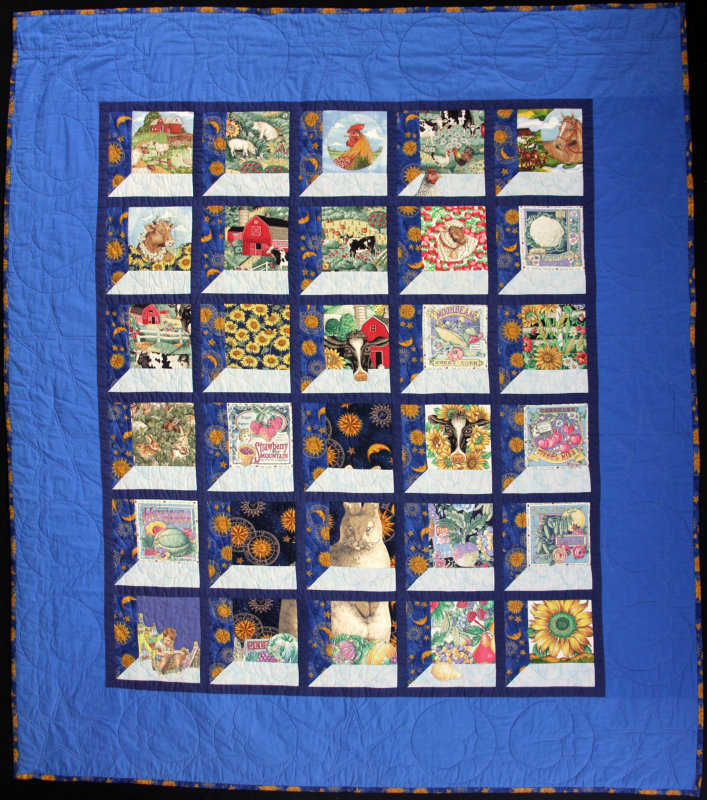 Andrew`s big boy quilt