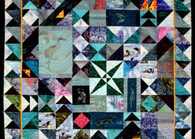 Muskoka Symphony quilt