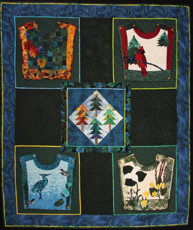 Seasons quilt