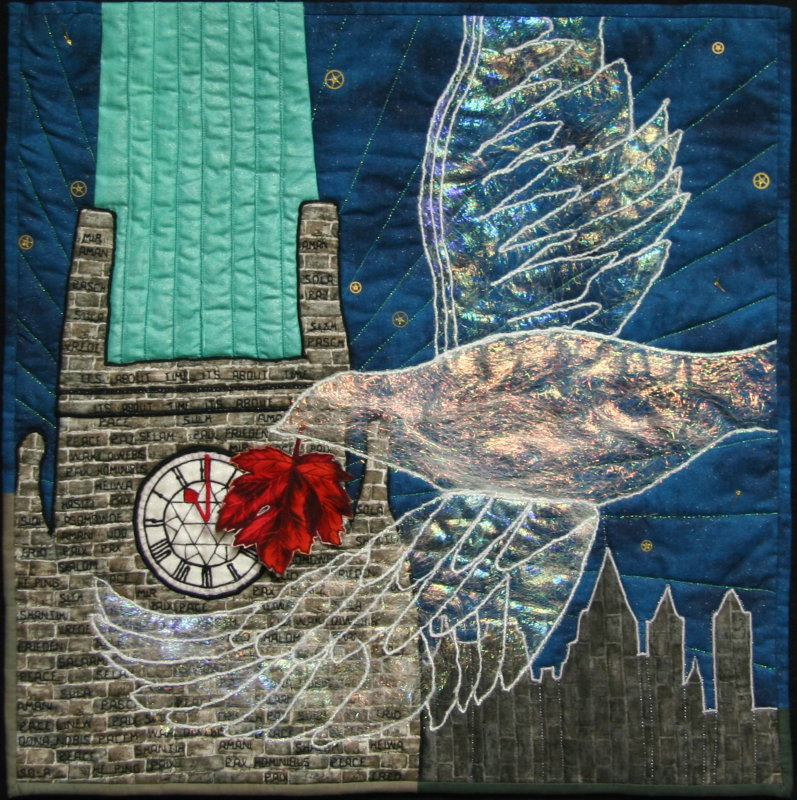 It`s About Time quilt