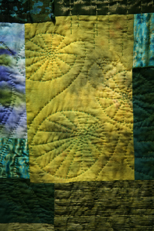 Sunshine and Shadows quilt