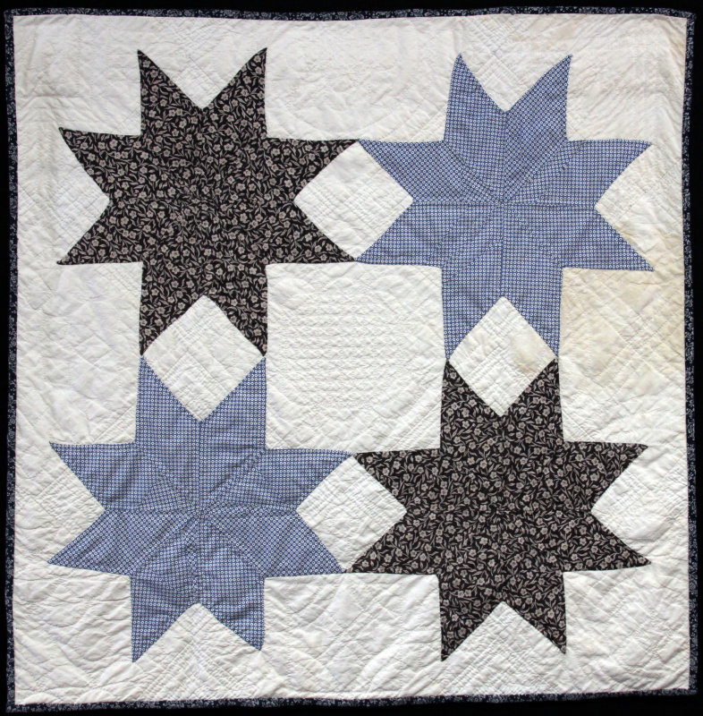 Vintage Stars quilt
