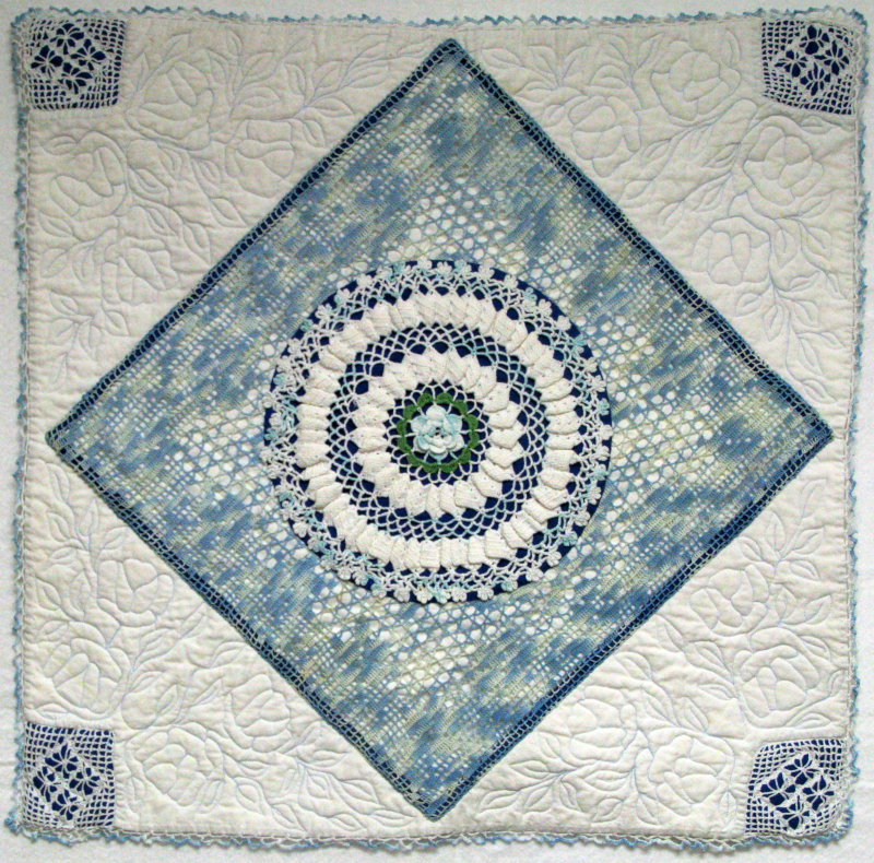 A Touch of Blue quilt