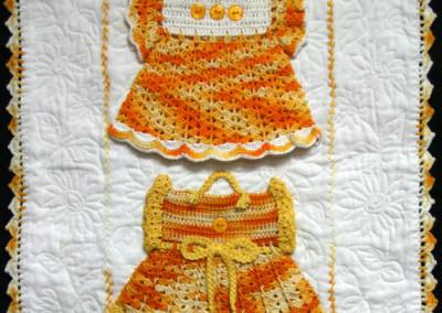 Merry Sunshine quilt