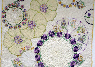 Pansy Fayre Quilt