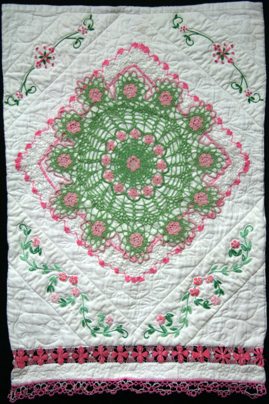 Pretty in Pink quilt