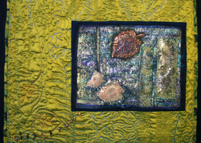 Back in Time, Waterlily Bay quilt