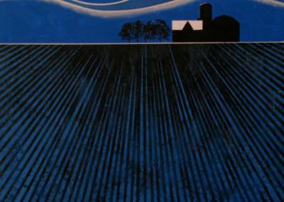 Rural Moonlight