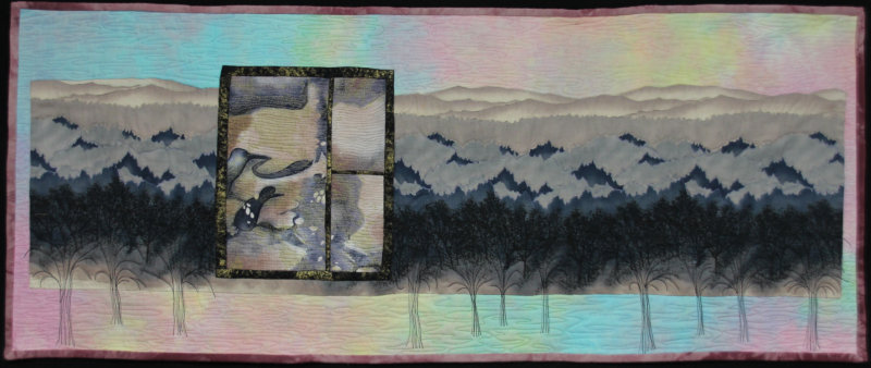 Sunrise quilt