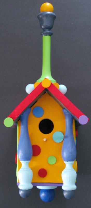Birdhouse D