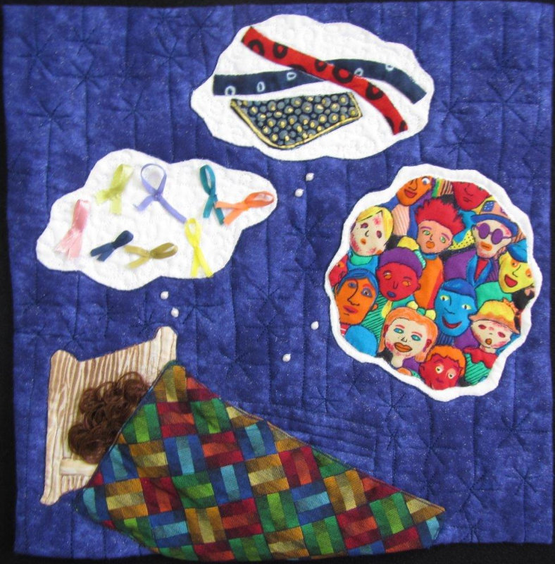 I dreamed a dream Quilt