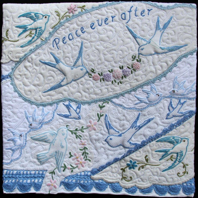 Peace ever after Quilt